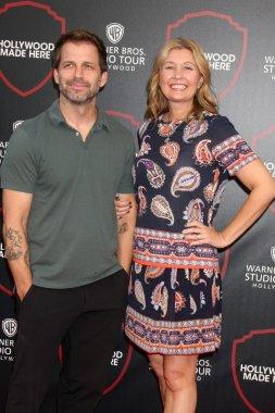 Zach Snyder, Deborah Snyder