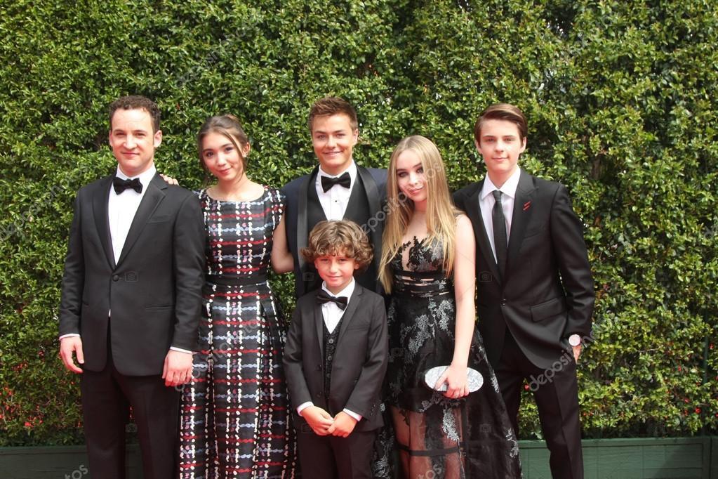 Peyton Meyer Family