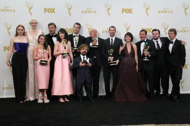 Game of Thrones Cast and Producers