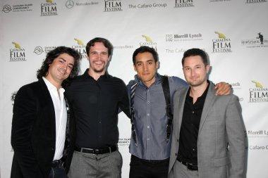 Michael J Marasco, Eric Jordan Baker, Keahu Kahuanui, Quinn P Smith