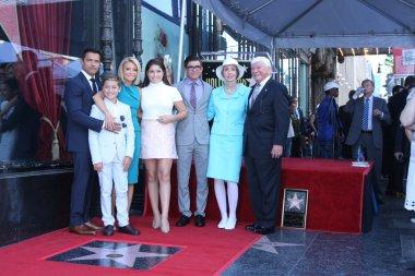 elly Ripa, Mark Consuelos, Michael Joseph Consuelos, Lola Grace Consuelos, Joaquin Antonio Consuelos, Joseph Ripa, Esther Ripa
