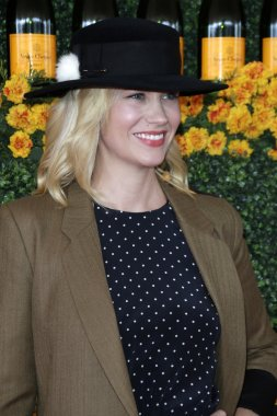 actress January Jones