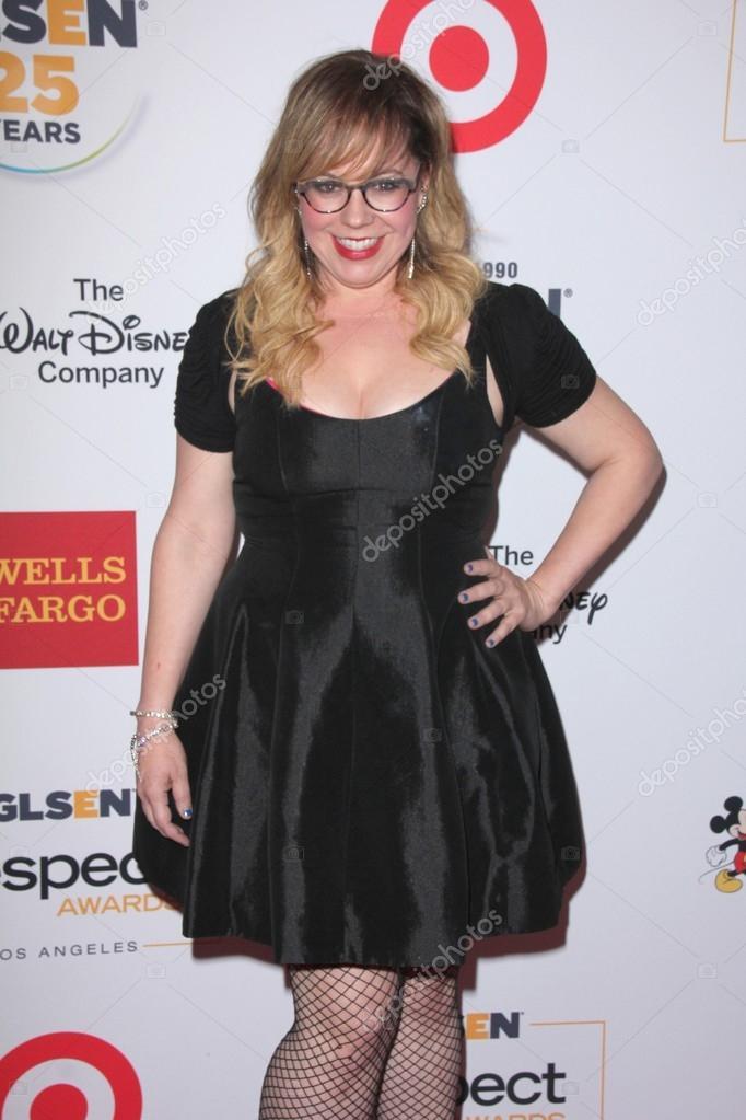 actress  Kirsten Vangsness