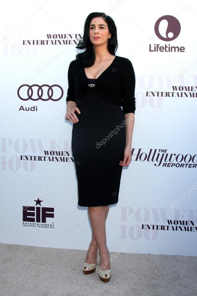 Actress Sarah Silverman Stock Editorial Photo Jeannelson 88267068