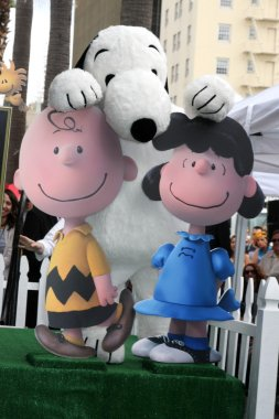 Charlie Brown, Snoopy, Lucy