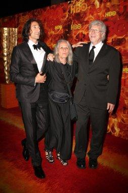 Adrien Brody, Sylvia Plachy, Elliot Brody