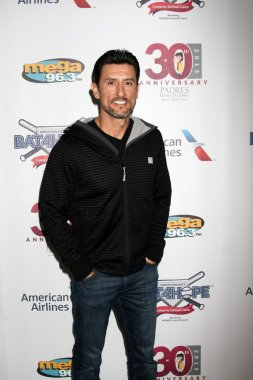 Baseball player Nomar Garciaparra