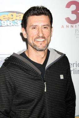 actor Nomar Garciaparra