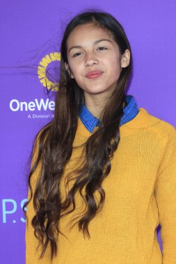 actress Olivia Rodrigo