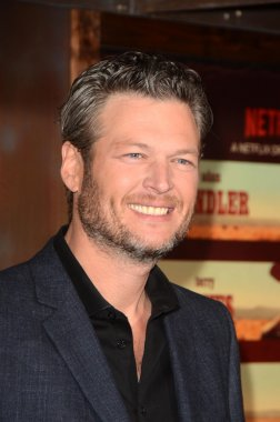 actor Blake Shelton