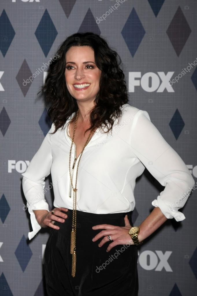 Actress Paget Brewster Stock Photo