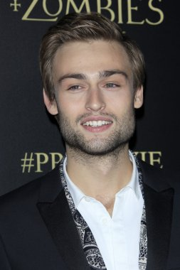 actor Douglas Booth