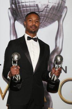actor Michael B. Jordan
