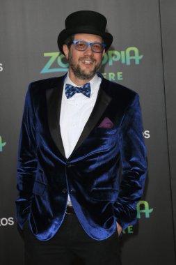 composer Michael Giacchino