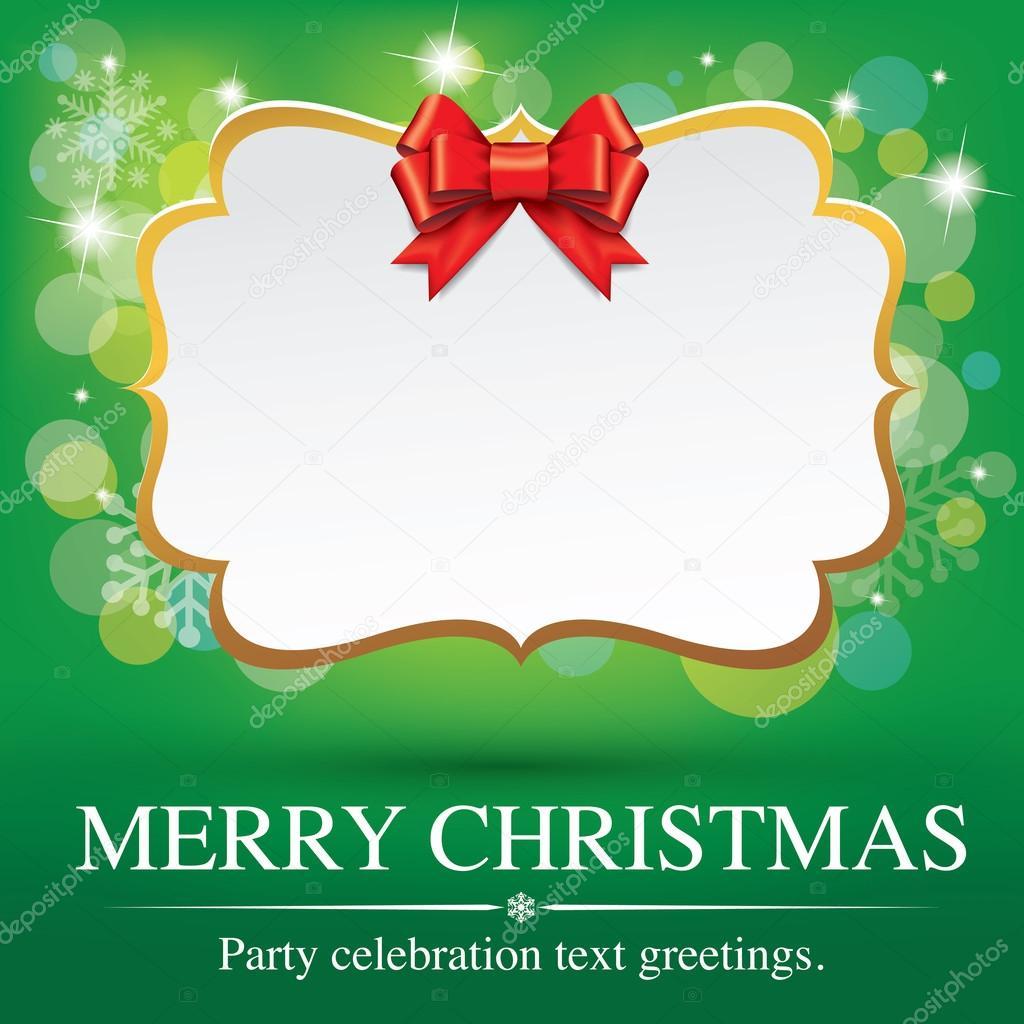 Christmas greeting card merry christmas lettering vector stock christmas greeting card merry christmas lettering vector stock vector kristyandbryce Image collections