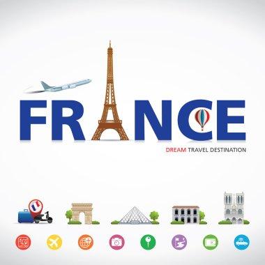 France Travel Destination, Symbols of France