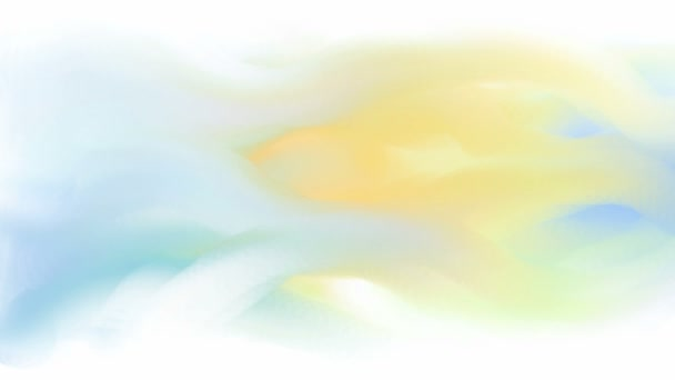 Year 2016 rainbow Colors on white background