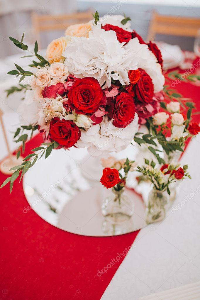 Hochzeit Blumen Zusammensetzung Stockfoto C Hinhanni 106511518