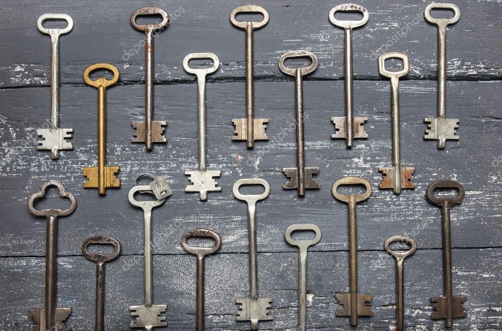 Что делать со старыми ключами от дверей 145