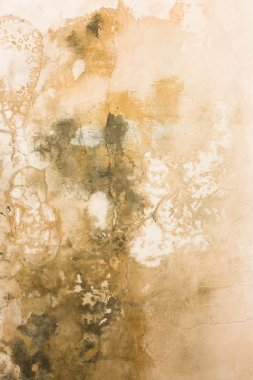 Old painted rusty wall, abstract background stock vector