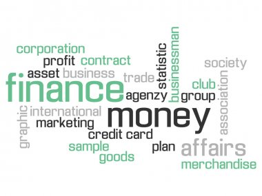FINANCE WORLD CLOUD CONCEPT TEST AND MORE GREEN