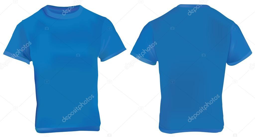 Modelo De Camisa Azul Marinho Vetores De Stock Airdone
