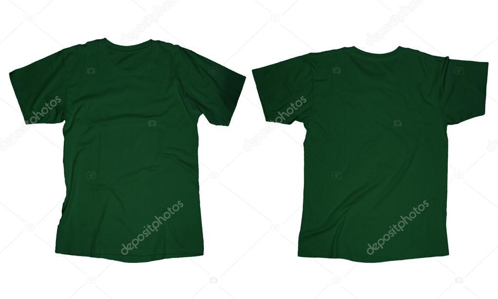 dark green t shirt template stock photo airdone 52848933