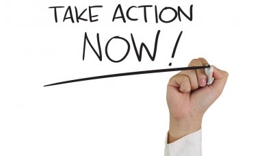 Take Action Now !