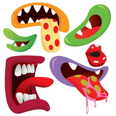 Monster Mouth Collection