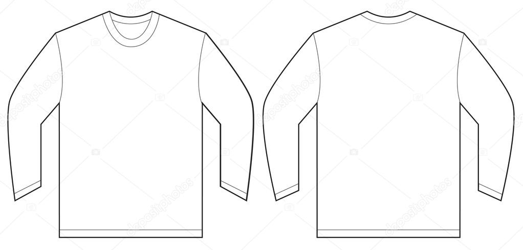 sweatshirt design template