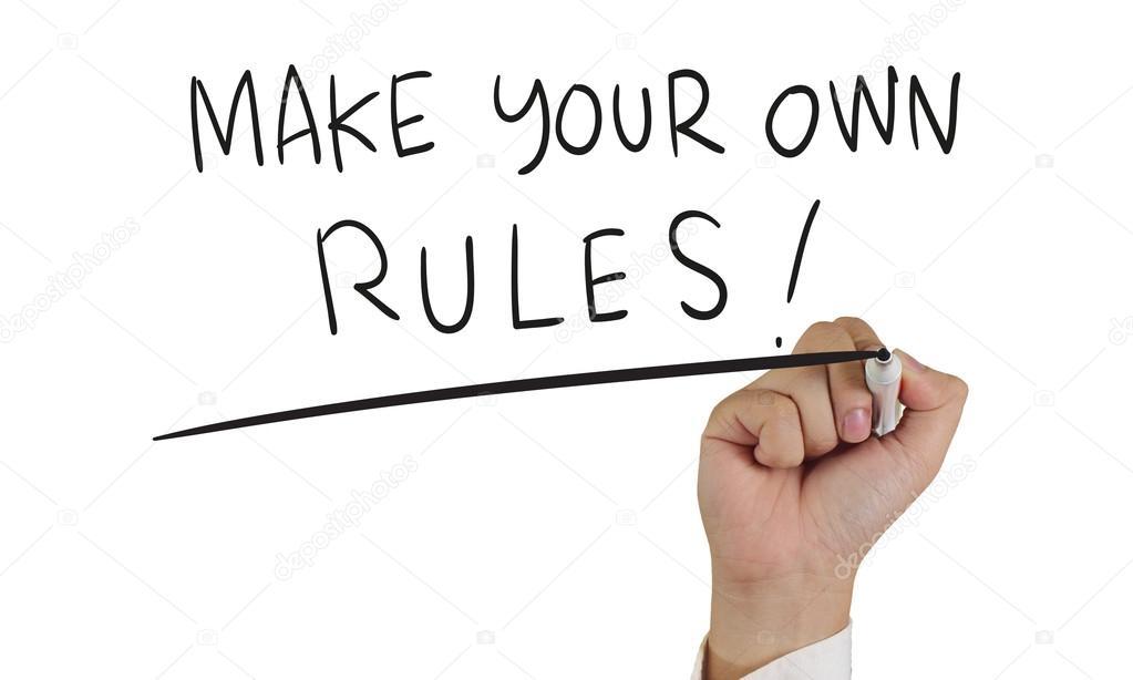 Hasil gambar untuk own rule