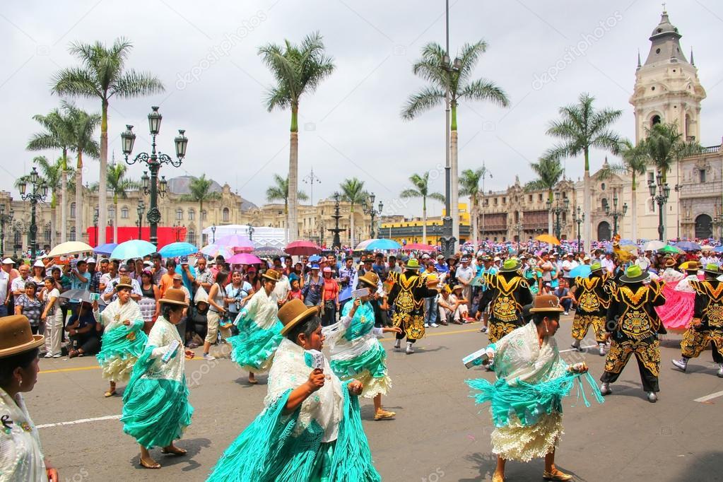 Lima Peru Frauen