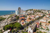 Albania, Durres city, the top view