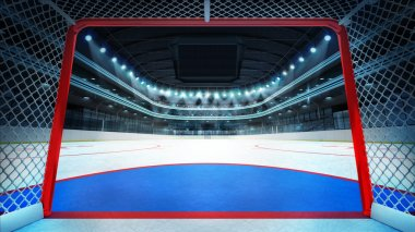 General hockey stadium