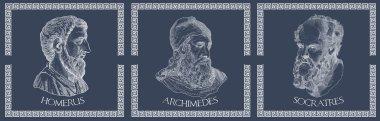 Old greek philosophers