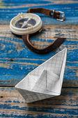 altmodischer Kompass