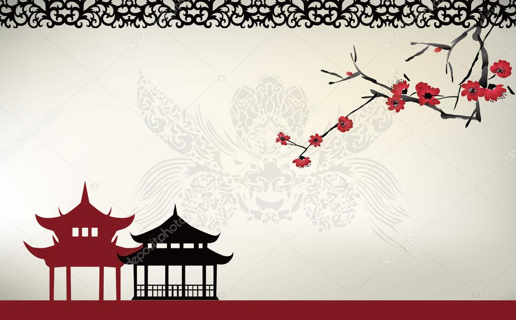 Asian theme