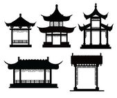 Kínai hagyományos pavilonok