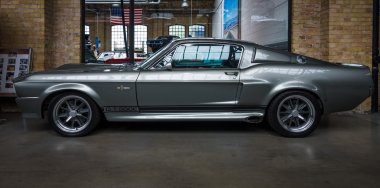 Shelby GT 500E Super Snake, 1968