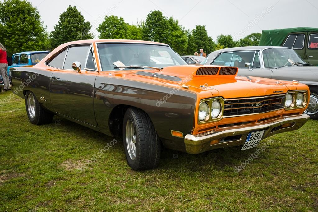 Muscle Car Plymouth Gtx Stock Editorial Photo C S Kohl 75945501