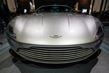 Grand tourer Aston Martin DB10