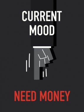 Words NEED MONEY
