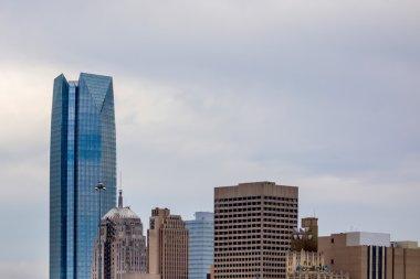okla oklahoma city skyline