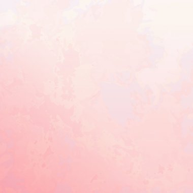 Vector abstract pink watercolor background with subtle grunge texture stock vector