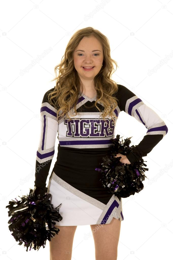Teen Cheerleader Picture - Porno Photo-2595