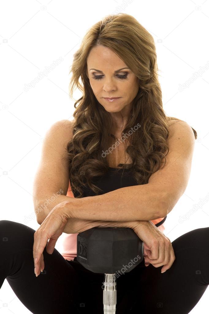 Fitness mature woman — Stock Photo © alanpoulson #60627261