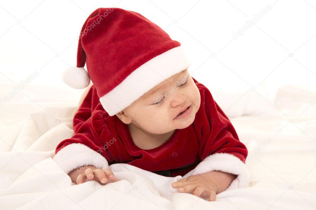 kis Mikulás baba — Stock Fotó © alanpoulson  92815902 f49c2bfa4a