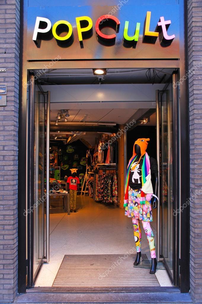 da4322799 Pop loja de culto em Amsterdam