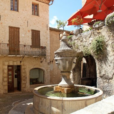 Saint Paul de Vence, one of the oldest towns in Provence, France
