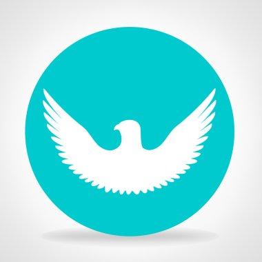 Bird vector - symbol